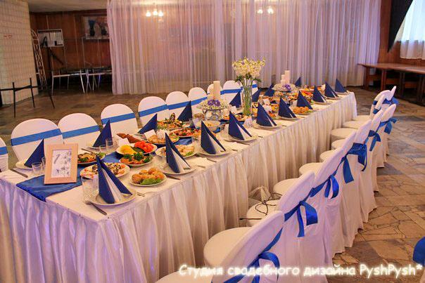 Столы дарения на свадьбу 4